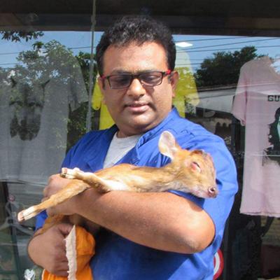 Dr. Chamith Nanayakkara
